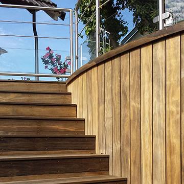 Escaliers en bois Envie 2 Bois
